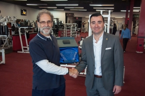 Fitness Motivation - Business of the Month